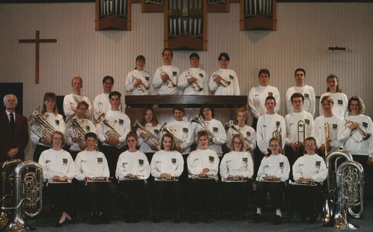 8 Hosannah B-Orkest 1994